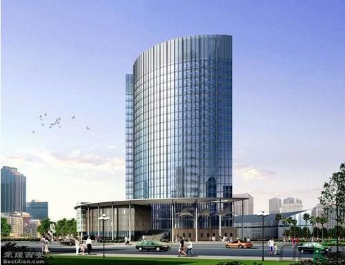 陕西榆林创业大厦